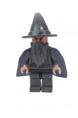 Gandalf the grey Custom Lego Minifigure
