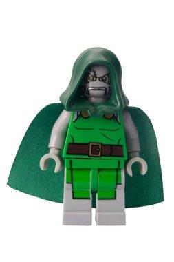 Doctor Doom Custom LegoMinifigure