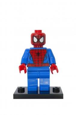 Spiderman Minifigure