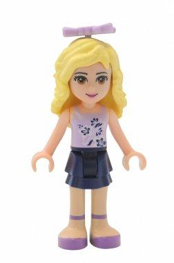 Stephanie Lego Friends Minifigure