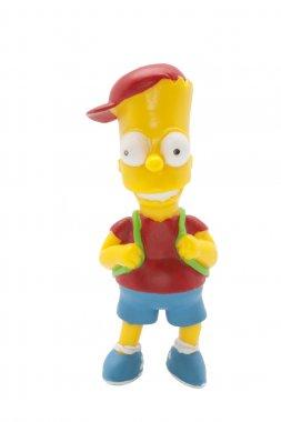 Bart Simpson Figurine