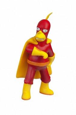 Radioactive Man Collectable Figurine