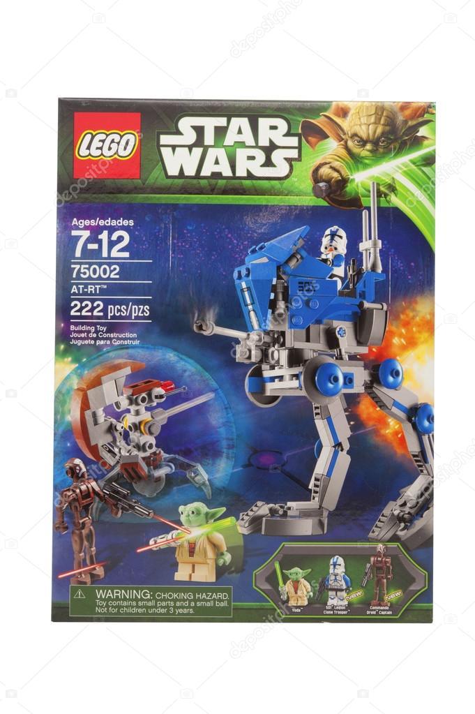 Star Wars AT-RT Lego Kit