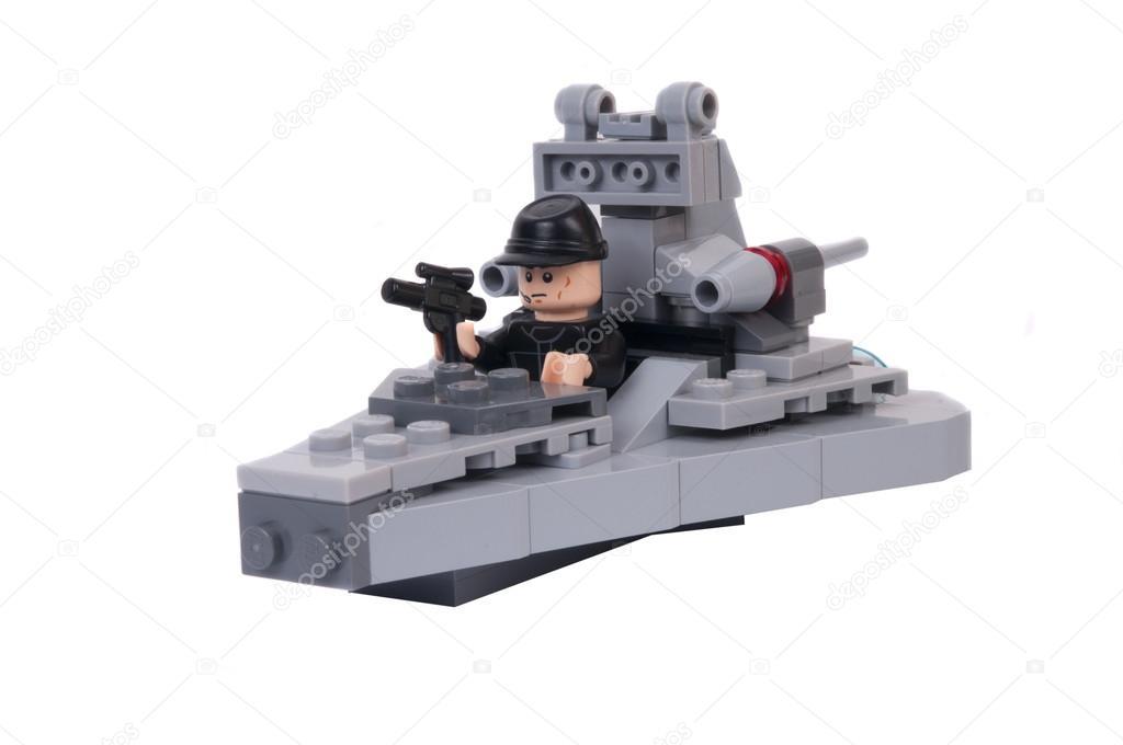 Star Destroyer Lego Microfighter
