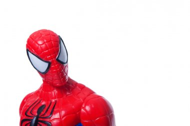 Spiderman Action Figure