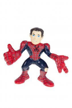 Peter Parker Spiderman Action Figure