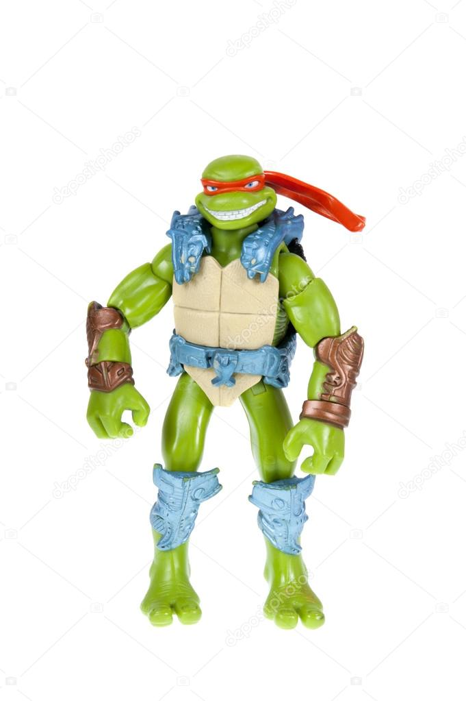 Michelangelo Action Figure