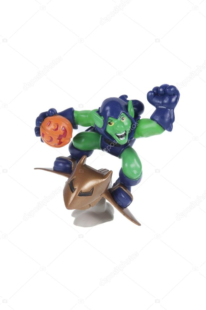Green Goblin Action Figure