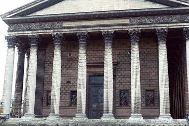 Famous Eglise de la Madeleine Church