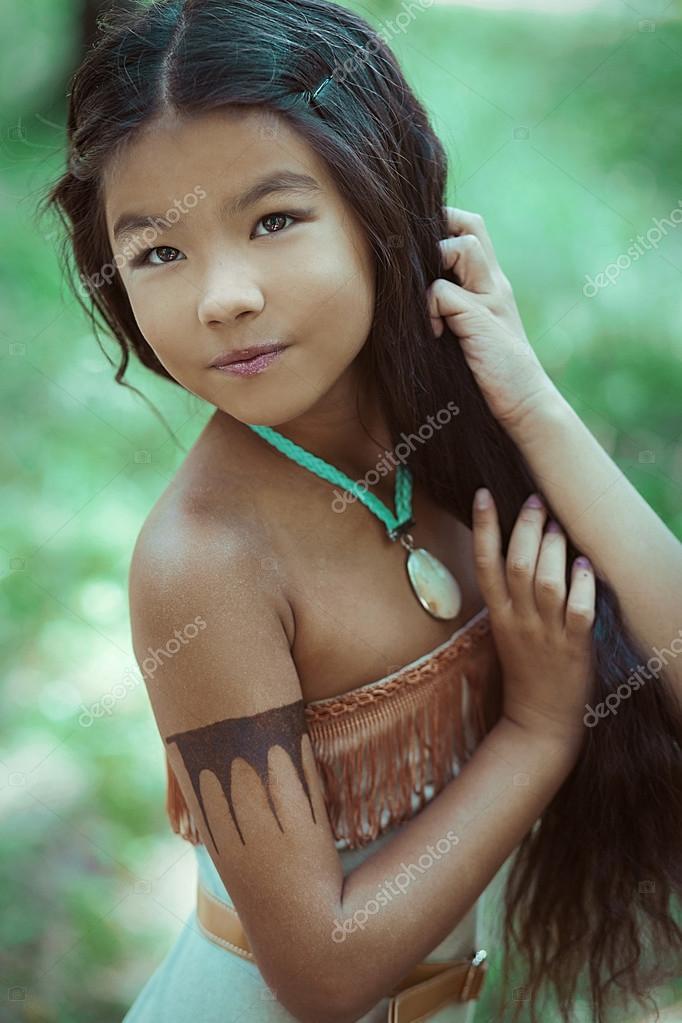 pretty indian girl outdoors stock photo estetika foto 82273748