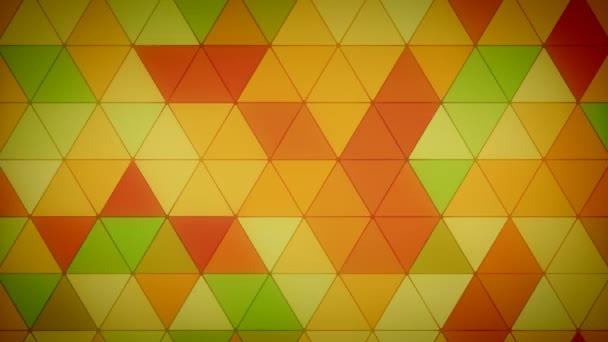 Triangle Polygon Loop 04 Fall