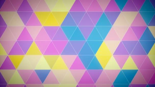 Trojúhelník mnohoúhelník smyčka 02 jaro