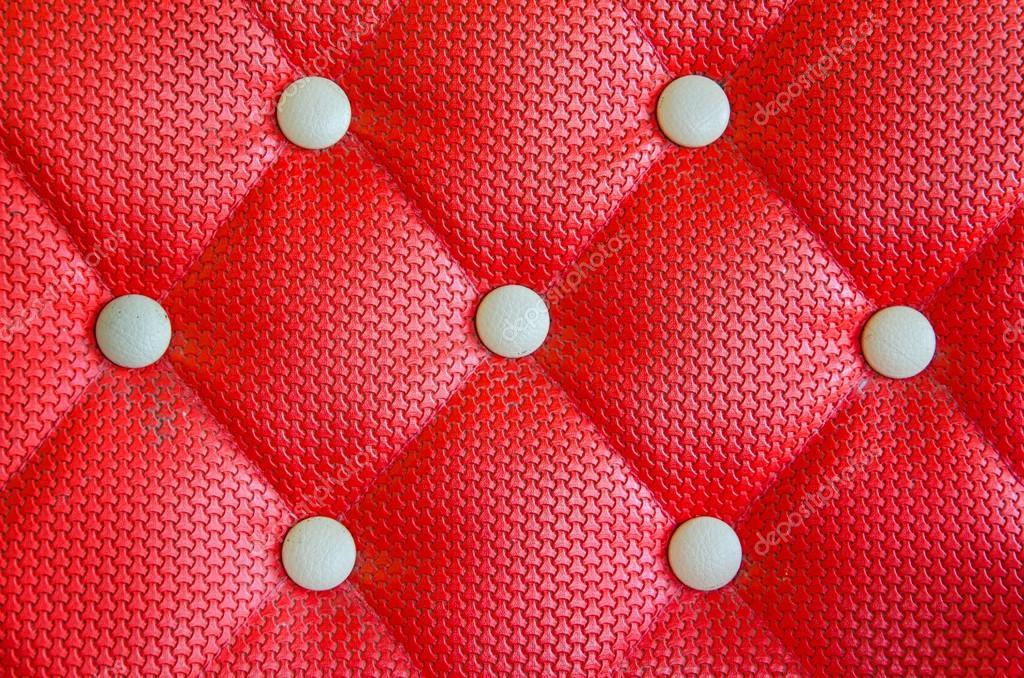 Rotes Sofa Polster Leder Hintergrundmuster Stockfoto C Casanowe1