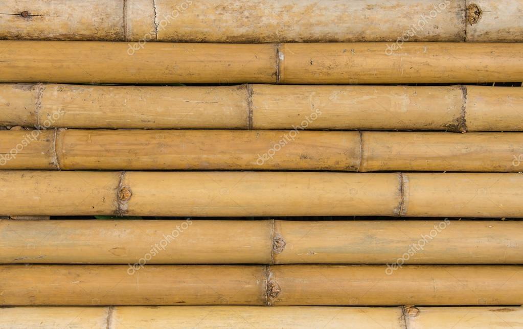 Bambus Zaun Texture Hintergrundmuster Stockfoto C Casanowe1 63026203