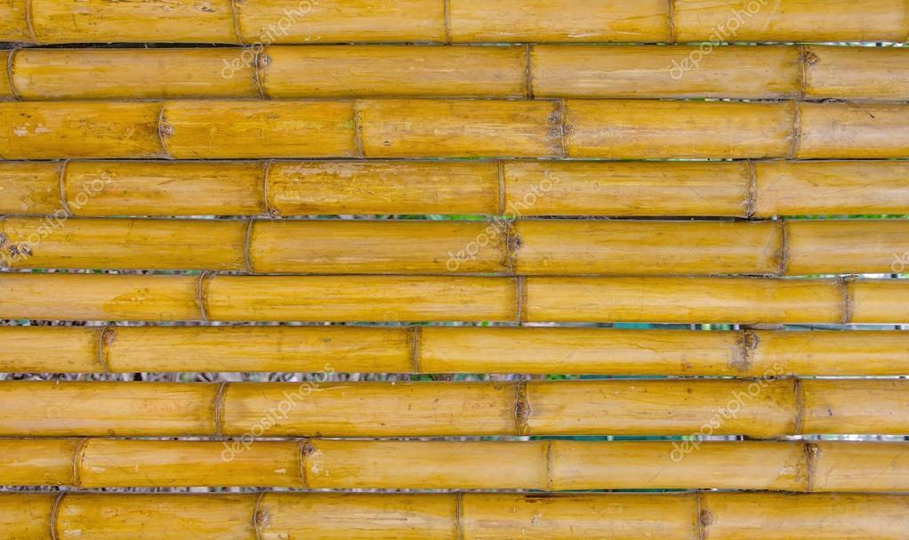Bambus Zaun Texture Hintergrundmuster Stockfoto C Casanowe1 63026603