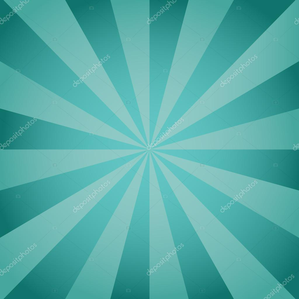 Background image center - Radial Aqua Background With Divergent Rays From The Center Background Color Green Pine Krayola And