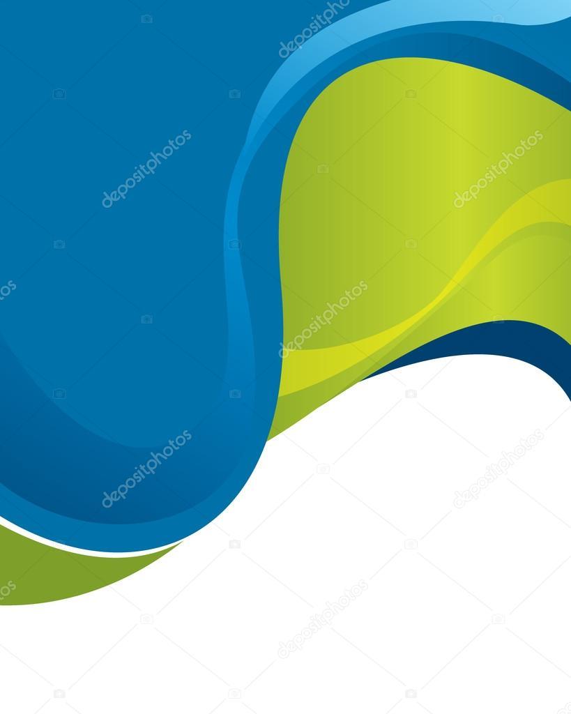 Stilvolle Business-Hintergrund-Vorlage — Stockvektor © igordudas ...
