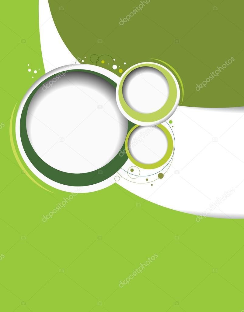 Fondo de negocios abstractos. plantilla de capa — Vector de stock ...