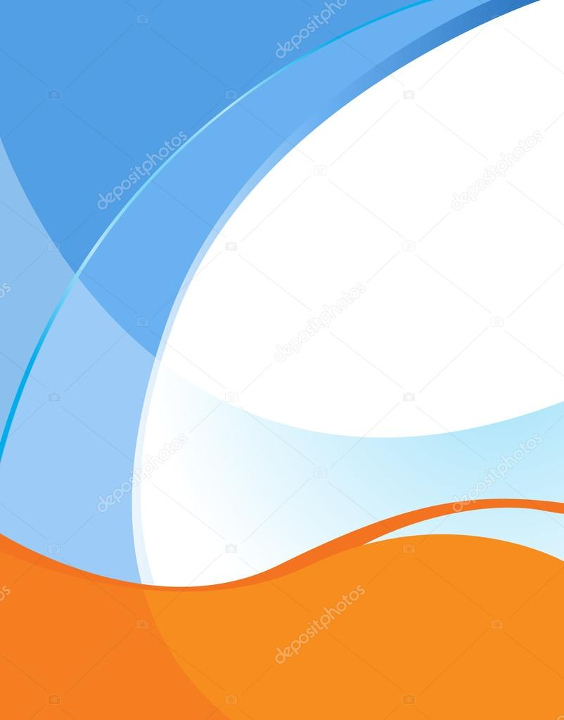 Background Concept Design For Brochure Or Flyer Abstract