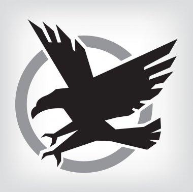 Eagle, bird symbol