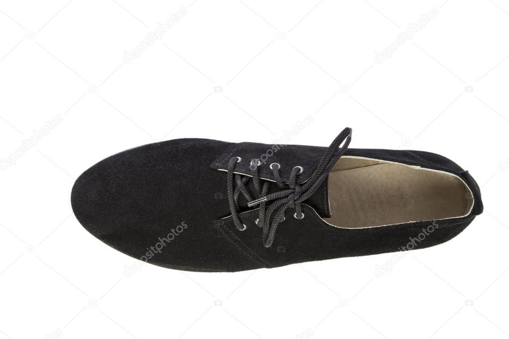 Elegante Weißen Schwarze HintergrundDamen Einem Schuhe Auf wX80knOP