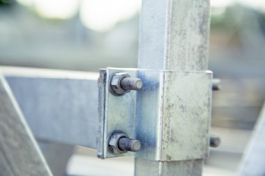 background, texture, bolting metal