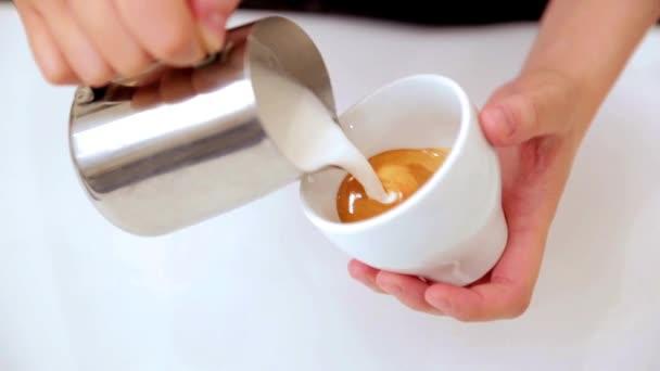sör cappuccino