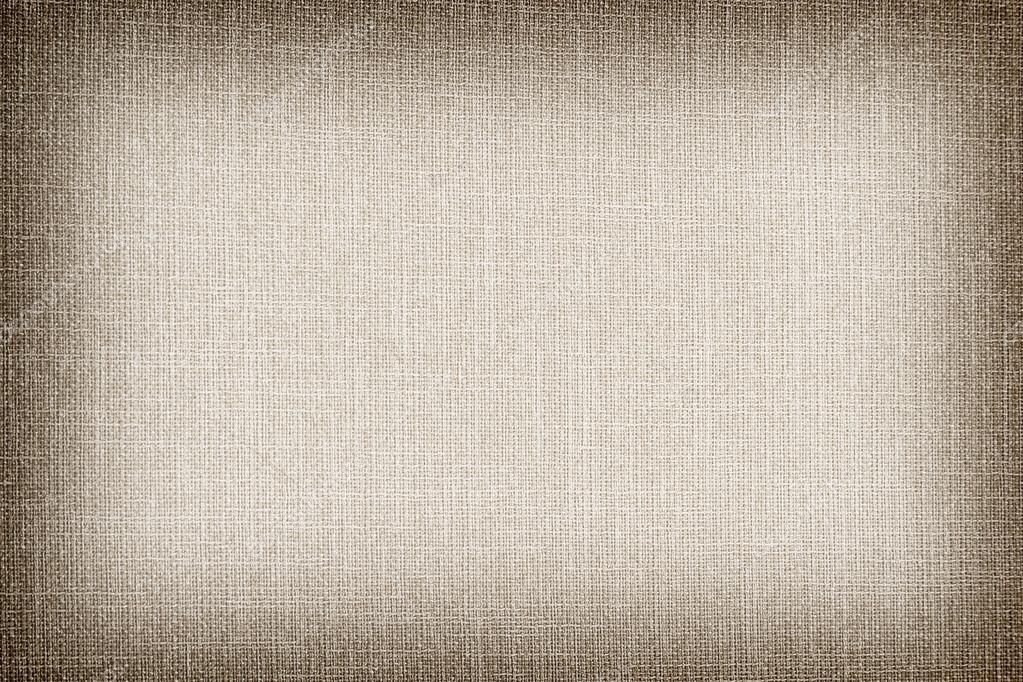Texture De Lin Naturel Pour Le Fond. Couleur Marronu2013 Images De Stock Libres  De Droits
