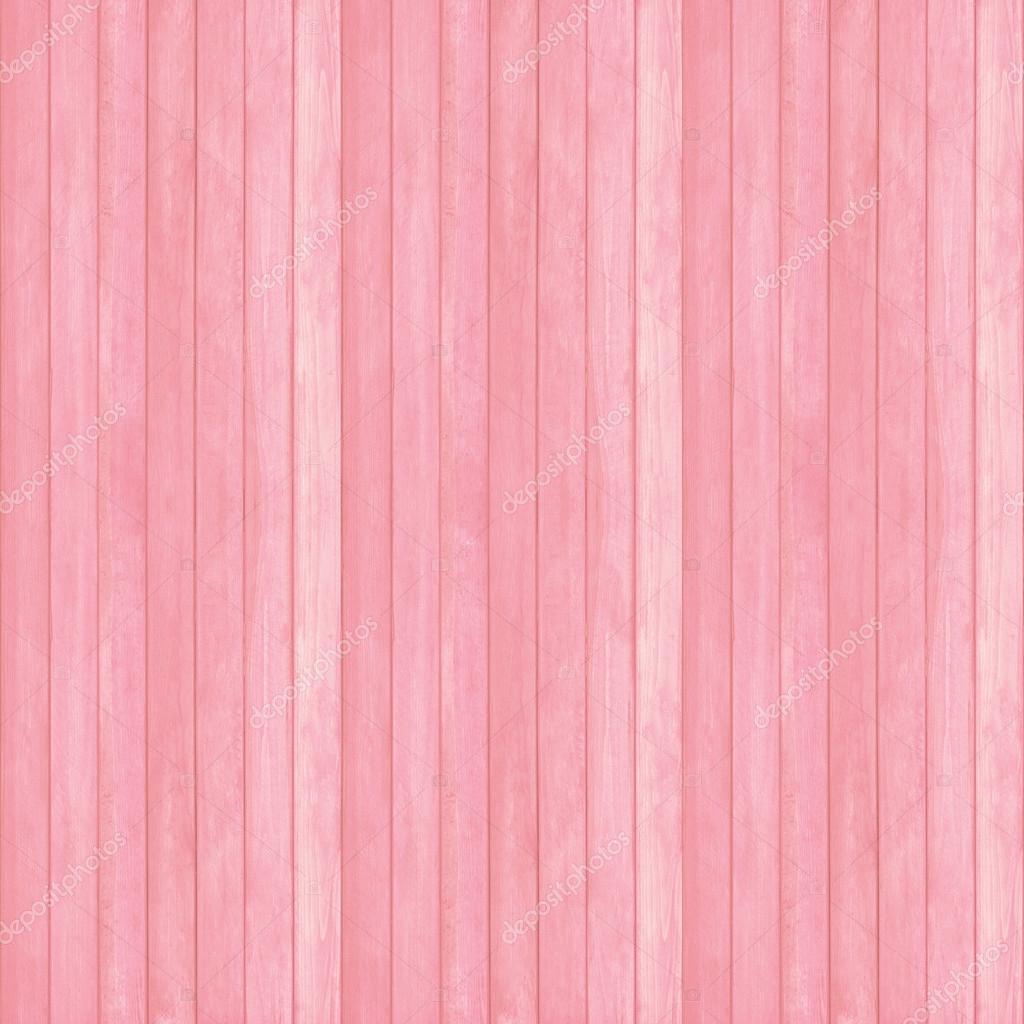 Colore Pastello Di Parete Di Legno Texture Sfondo Rosa Foto Stock
