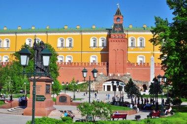 Alexander garden, Moscow Kremlin