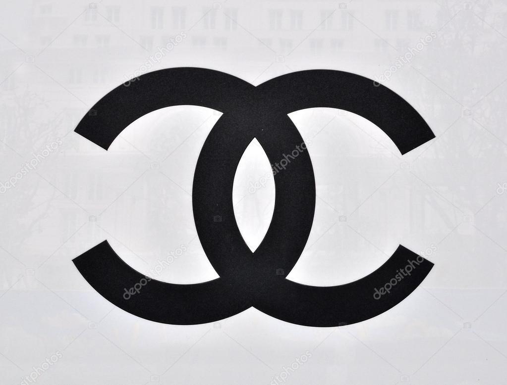 Chanel Logo Na Białym Tle Zdjęcie Stockowe Krasnevsky 84869112