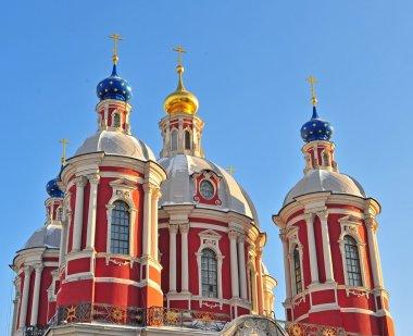 Russian church exterior