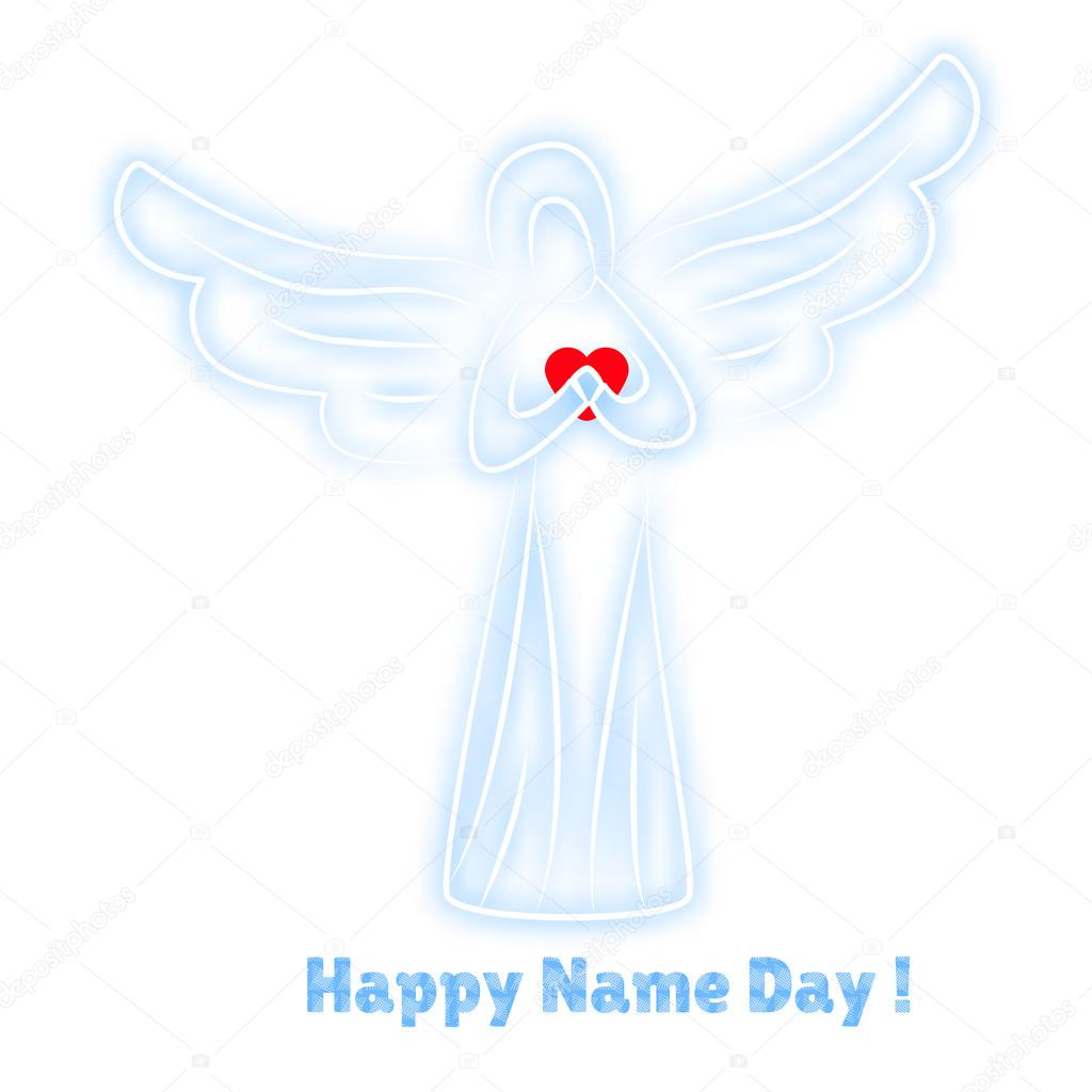 Name Day - Angel Day. Congratulations on Angel Day 61