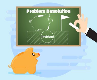 Learn different ways to solve problems. Changes in the situation in their favor. The use of non-standard, creative solutions in overcoming crisis situations. Flat style