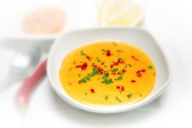 Lentil Soup - Mercimek Corbasi