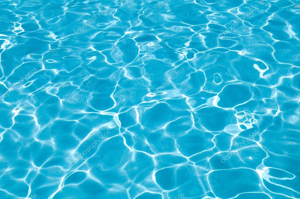 Texture de surface de l 39 eau piscine photographie - How to make swimming pool water blue ...