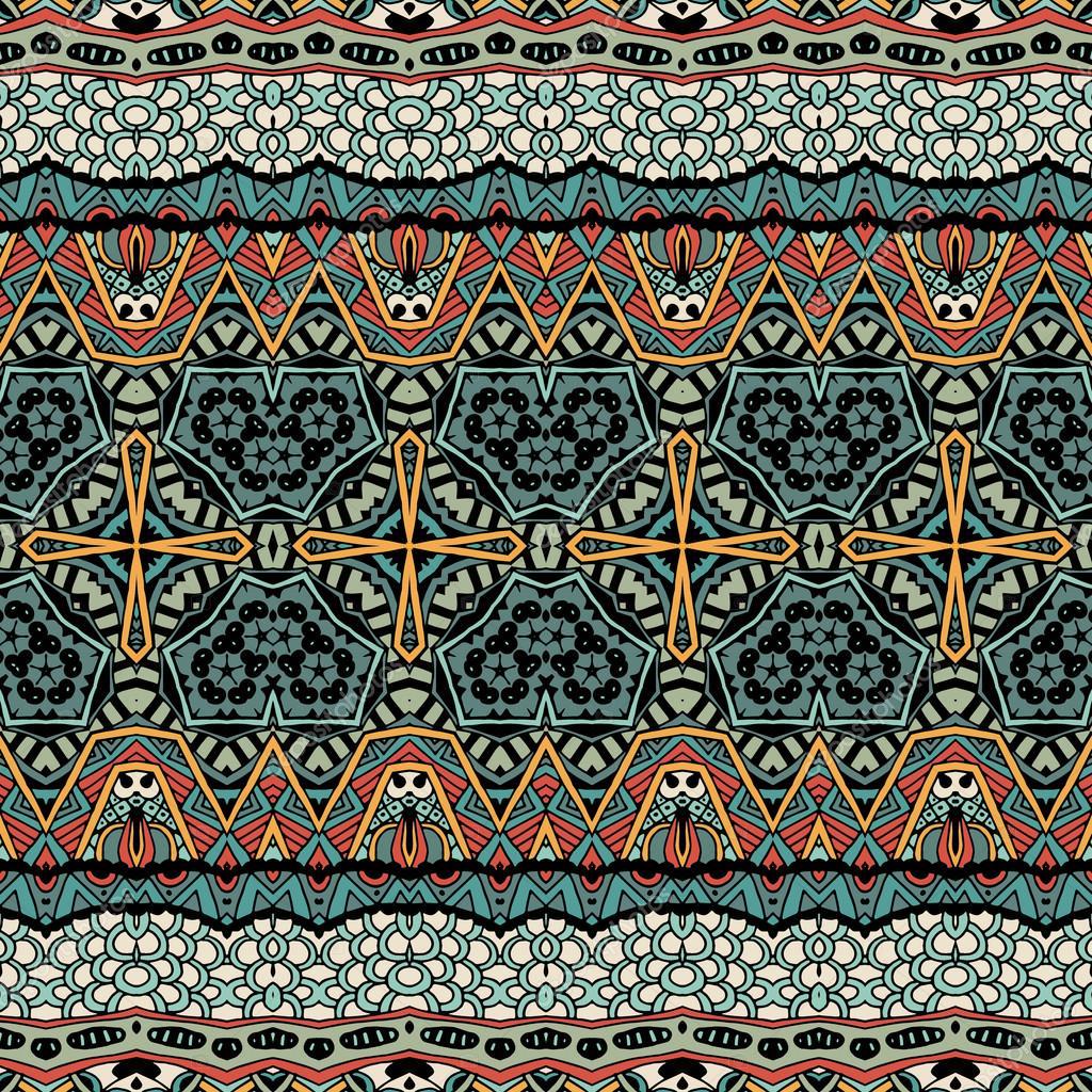 Abstrait tribal vintage ethnique transparente motif ornemental image vectorielle astya 81934624 - Motif oriental a imprimer ...