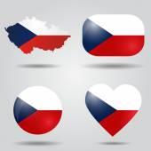 nastaven příznak Česká republika