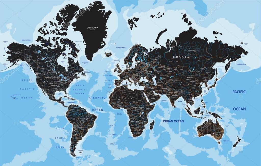 Mundial de ruta con etiquetado vector de stock delpieroo 63375575 mundial de ruta con etiquetado vector de stock gumiabroncs Image collections