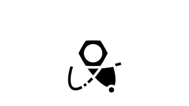 atomenergia-jel ikon animációja