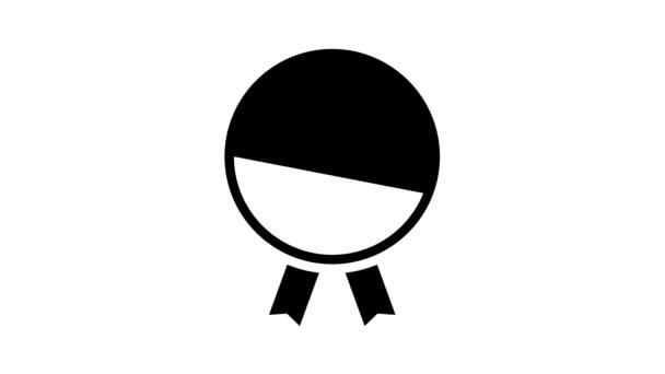 Projektabwicklung pünktlich Glyphen-Icon-Animation