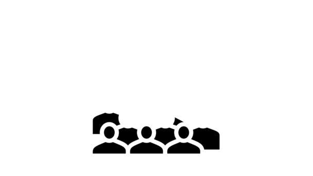 animace ikon firemní konference