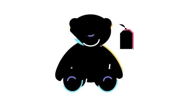 Diy Crafts Ručně vyrobená animace ikon barev