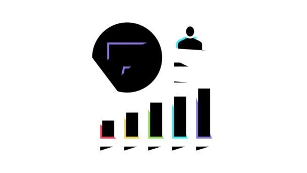 O mně Animace barev prezentace