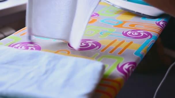 Žehlení malý ručník