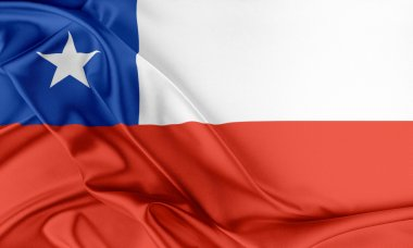 Chile Flag.