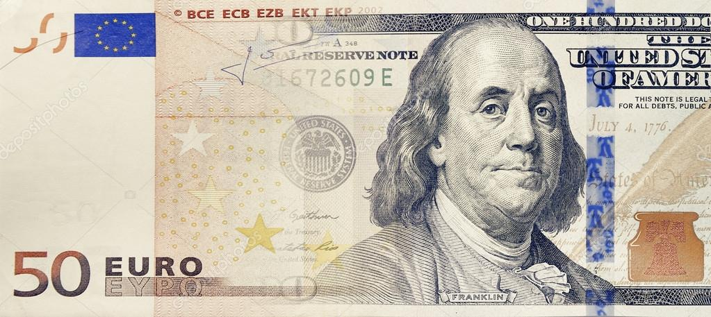 Euro Dollar Stock Photo C Believeinme 81568012