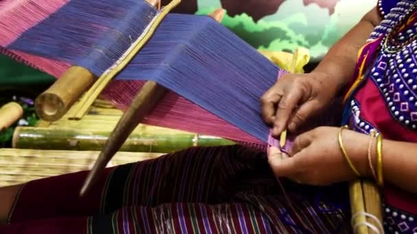 Tribal Weaving of traditional.