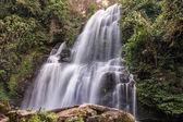 Pha Dok  Seaw waterfall.