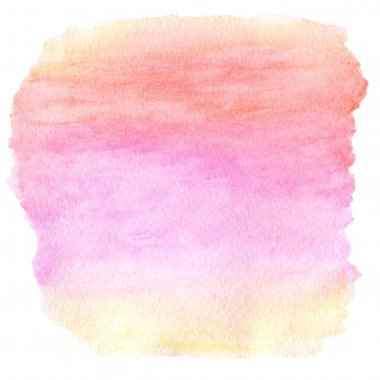 Purple Pink Watercolor Background